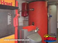 Solarno grejanje kuce/Solarni akumulatori toplote-Baferi/Solarna akumulacija toplotne energije