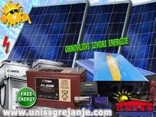 SOLARNI SISTEMI - Solarni sistemi za struju - Solarni sistemi za proizvodnju struje, električne energije