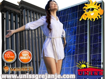 SOLARNI KOLEKTORI - Solarni kolektori za grejanje, solarni kolektori za struju