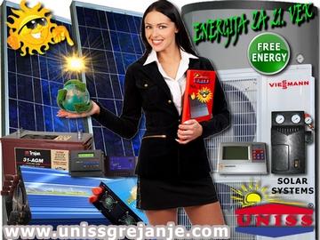 SOLARNI SISTEMI - Solarni sistemi za grejanje - Solarni sistemi za struju - Solarni sistemi za grejanje i struju