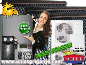 SOLARNO GREJANJE - Solarno grejanje kuće - Solarno grejanje kuće i toplotne pumpe