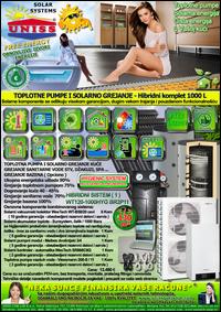 TOPLOTNE PUMPE - SOLARNO GREJANJE - SOLARNO GREJANJE KUĆE - SOLARNI KOMPLETI - Solarni hibridni sistemi - Oprema - CENA / Grejanje kuće toplotnom pumpom - Solarno grejanje sanitarne vode, grejanje vode STV - Džakuzi, SPA, Bazena - Solarni kompleti - Prodaja opreme - Cena - Solarni split sistemi / Solarni vakuumski kolektori, solarni kolektori, solarni paneli, solarni akumulatori toplote, solarni kontroleri, solarne pumpne grupe, pumpni moduli, toplotne pumpe, toplotne pumpe za grejanje kuće, toplotne pumpe vazduh voda